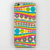 bubblebow iPhone & iPod Skin