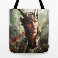 The Prince of Asgard Tote Bag