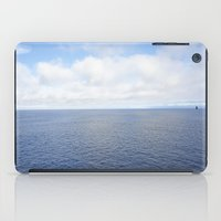 Baja Blue iPad Case