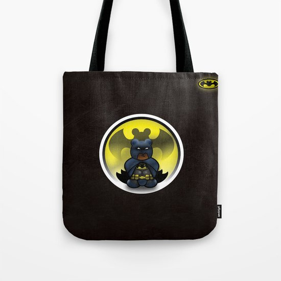 Super Bears - the Moody One Tote Bag