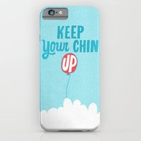 Keep Your Chin Up iPhone 6 Slim Case