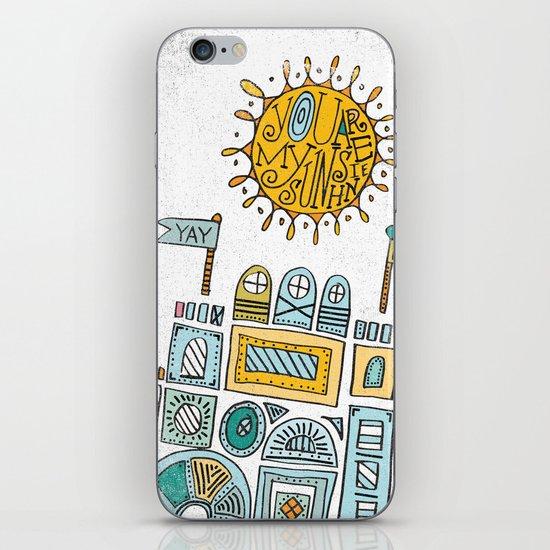 BUILDING BLOCKS iPhone & iPod Skin