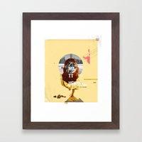 Promosapian Framed Art Print