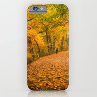 New York City Autumn Dus… iPhone 6 Slim Case