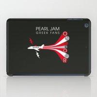 PJ Greek Fans On Tour iPad Case