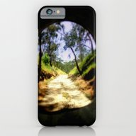 iPhone & iPod Case featuring Cheviot Tunnel by Chris' Landscape Ima…