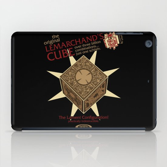 Lemarchand's Cube - Hellraiser iPad Case