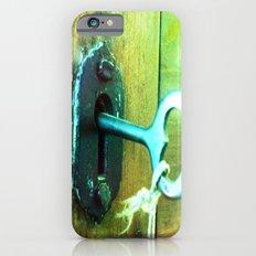 heart key iPhone 6 Slim Case