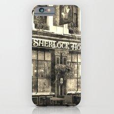 The Sherlock Holmes pub Vintage Slim Case iPhone 6s