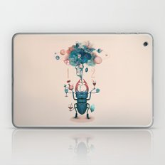 funny beetle Laptop & iPad Skin