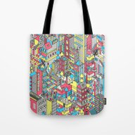 Isometricity Tote Bag