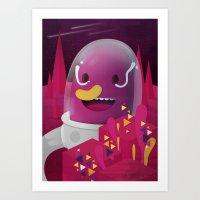 Inter Something Unimport… Art Print