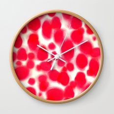 Platelets Wall Clock