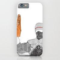 RoboCop —#1 Cop iPhone 6 Slim Case