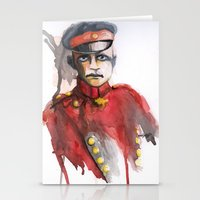 Le Petit Rouge (Little R… Stationery Cards