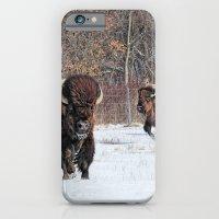 Running Wild iPhone 6 Slim Case