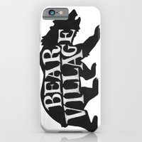 Bear Village - Grizzly iPhone 6 Slim Case