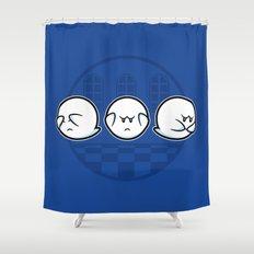 Boo No Evil Shower Curtain