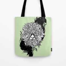 the green man Tote Bag
