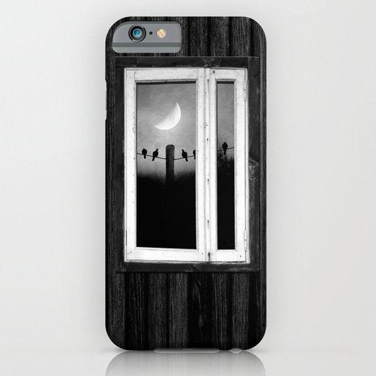 Minimal B&W I iPhone & iPod Case