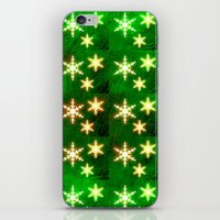 Exquisite Christmas Snow… iPhone & iPod Skin