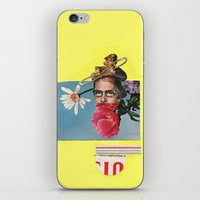 Poppy Man  iPhone & iPod Skin