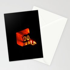 DO WALK Stationery Cards