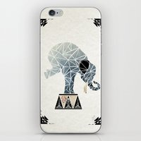 elephant circus  iPhone & iPod Skin