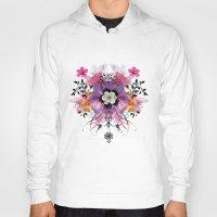 Flower Love Hoody