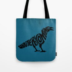 The three-eyed crow Tote Bag