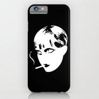 iPhone & iPod Case featuring smoke Dark Arts by radiozimbra