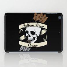 Follow Your Arrow iPad Case