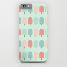 POPSICLES - BLUE iPhone 6 Slim Case