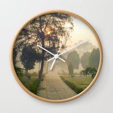 Pathway Wall Clock