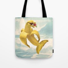 Fruit Fish Tote Bag