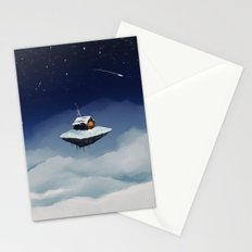 Isolated Stationery Cards