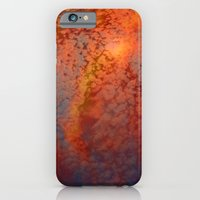 RED SKY - 028 iPhone 6 Slim Case