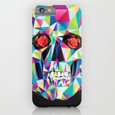 Geometric Candy Skull iPhone 6s Slim Case