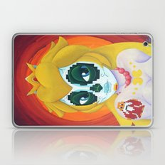 Day of the Digital Dead Princess Peach Laptop & iPad Skin
