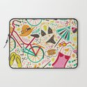 Seaside Cycle Laptop Sleeve