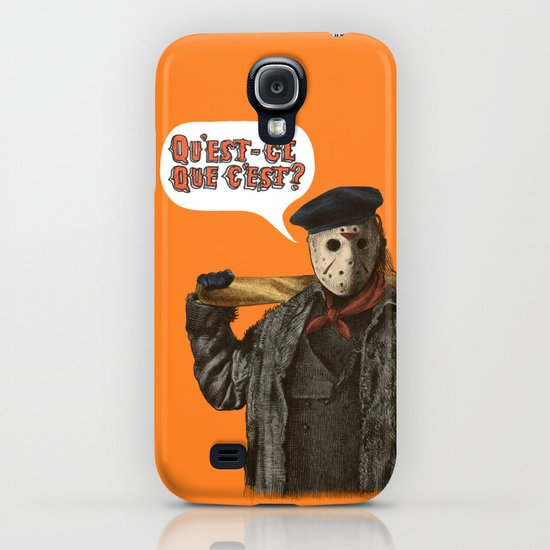 Psycho Killer iPhone & iPod Case