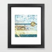 Patina Framed Art Print