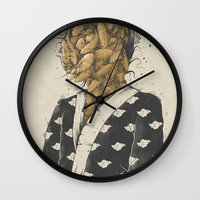 Koi Dream Wall Clock