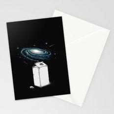 Milky Galaxy Stationery Cards