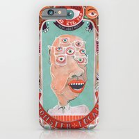 iPhone & iPod Case featuring Monster Focals by Valeriya Volkova