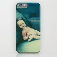 iPhone & iPod Case featuring The Doll by Marko Mastosaari