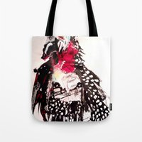 Bald Tote Bag