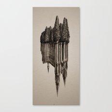 Gothic Revival Canvas Print