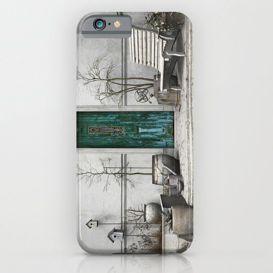 Winter Garden iPhone & iPod Case
