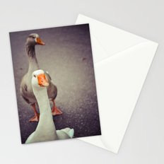 Funny Goose Stationery Cards